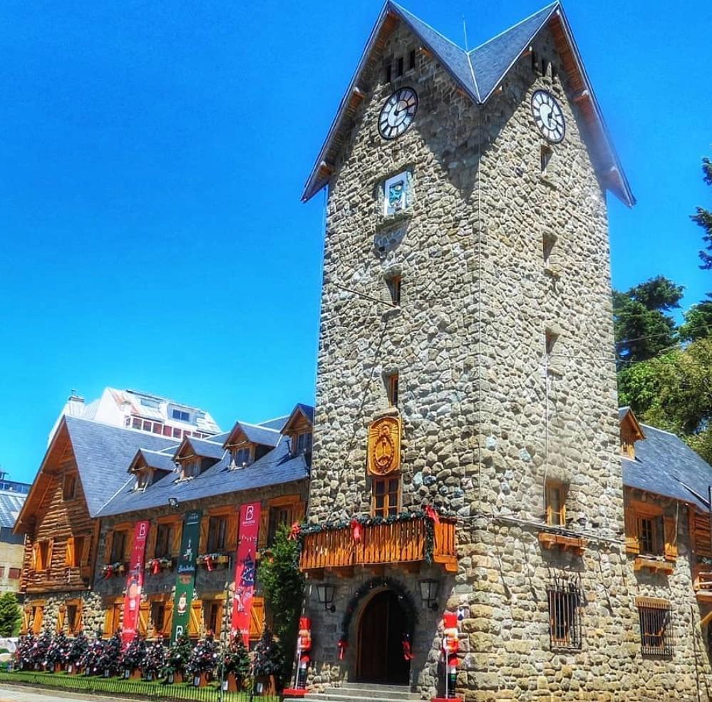 Circulación y Conexión de distintas Ciudades de Bariloche